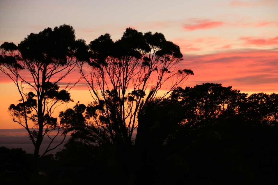 Sunset Mount Eliza, Mornington Peninsula, Victoria, Australia