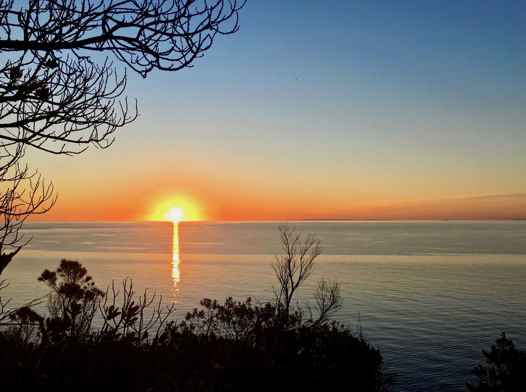 Sunset, Mount Eliza, Mornington Peninsula, Victoria, Australia