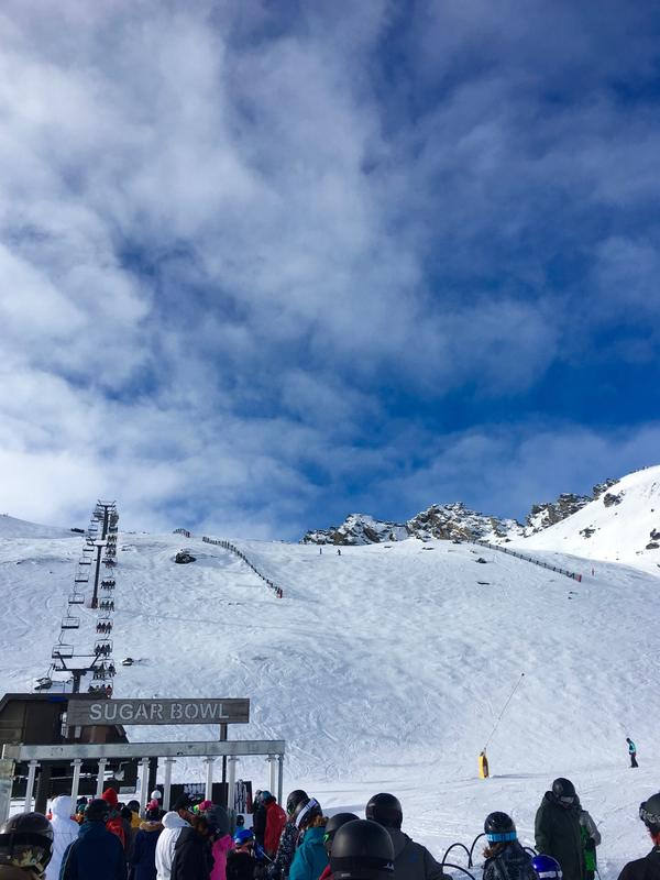 The Sugar Bowl, The Remarkables Ski Fields.