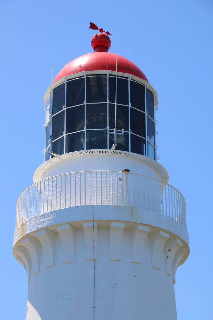 Cape Schanck Lighthouse, Mornington Peninsula, Victoria.