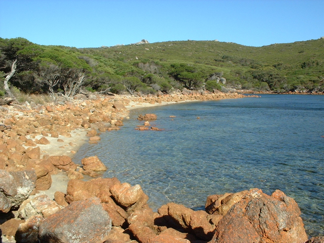 Waychinicup National Park Western Australia inlet