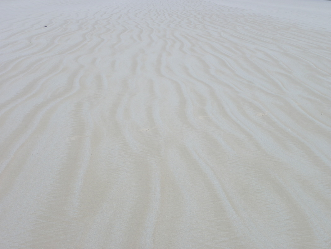 Sand Patterns, Norman Bay, Wilsons Promontory National Park, Victoria, Australia