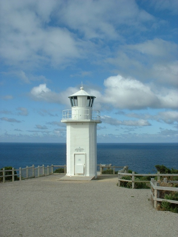 Lighthouse, Wilsons Promontory National Park, Victoria, Australia