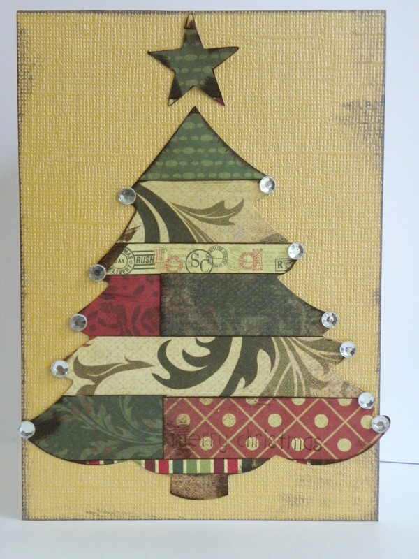 Christmas Tree Stamps