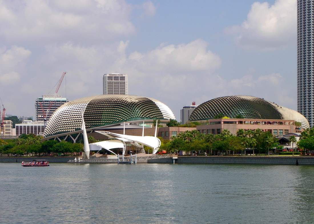 The Esplanade - Theatres on the Bay, Singapore
