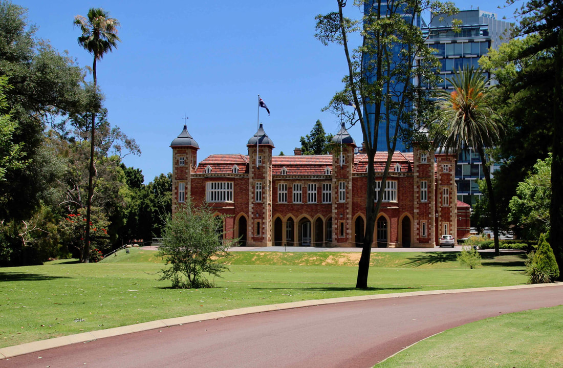 Government House and Gardens, Perth, Western Australia
